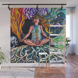 Goddess Rising Wall Mural