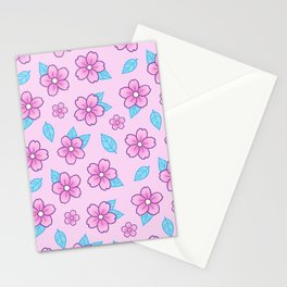 Sakura // Pink Stationery Cards