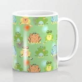 I love green frogs Coffee Mug