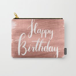 Happy Birthday Art Carry-All Pouch