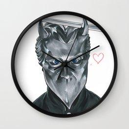 Earth Love Wall Clock
