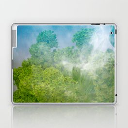 Plant falls Laptop & iPad Skin