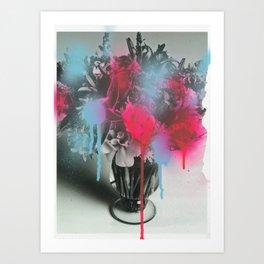 Black Celebration Art Print