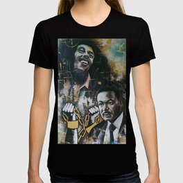 No racism but one Love T-shirt