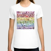 gem T-shirts featuring Gem Collection by Alisa Galitsyna