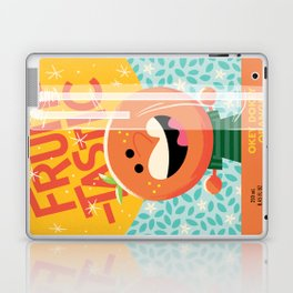Okey Dokey Orange Laptop & iPad Skin