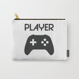 Player Text and Gamepad Carry-All Pouch