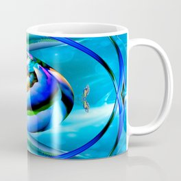 Butterfly Planet Coffee Mug