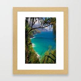 Kauai - Paradise Framed Art Print