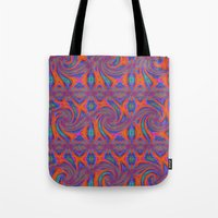 persian Tote Bags featuring Persian by gretzky