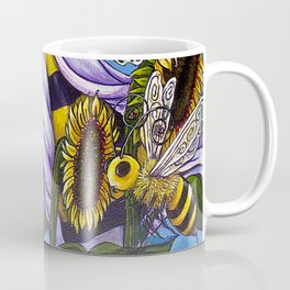 Queen Bee by DeeDee Draz Coffee Mug