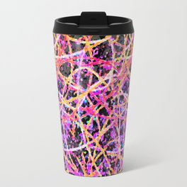 Informel Art Abstract G74 Travel Mug