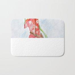 Rango Drawing  Bath Mat