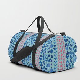 Watercolour Shapes - Magic Villa Duffle Bag