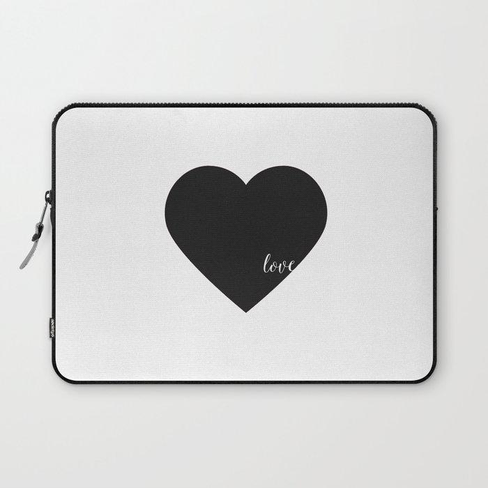 HEART WALL DECOR, Heart Print,Black Heart,Love Quote,love Art,Lovely ...