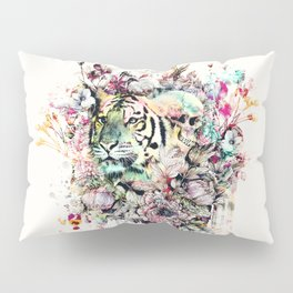 Interpretation of a dream - Tiger Pillow Sham