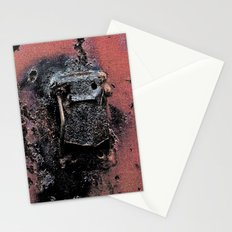 Death's Door in Pink Stationery Cards