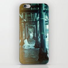 Under the Pier.  iPhone & iPod Skin