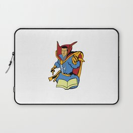 TAKE A LOOK IT IN A BOOK Laptop Sleeve