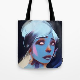 Something Intervened Tote Bag