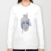 popart Long Sleeve T-shirts featuring PopArt by Ina Spasova puzzle