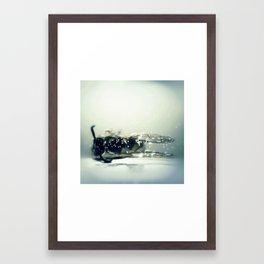 Drown Framed Art Print