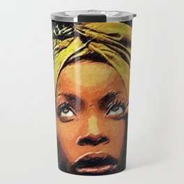 Erykah Badu Travel Mug