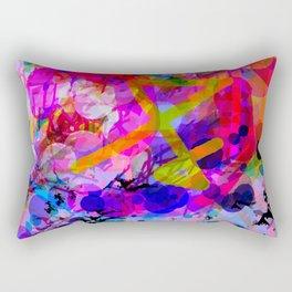 Butterfly's chemistry Rectangular Pillow