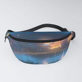 My City of Steel Fanny Pack