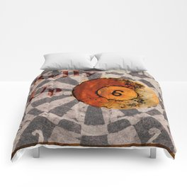 Man Cave Collection Belly Up Comforters