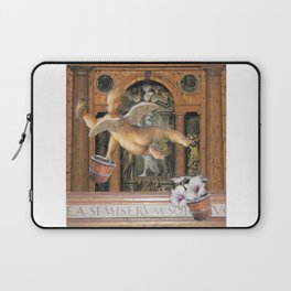 Spring Cleaning Laptop Sleeve