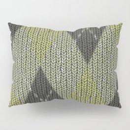Cactus Garden Argyle 1 Pillow Sham