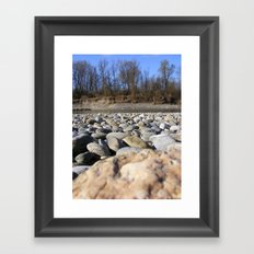 By the Rivers of Babylon Framed Art Print