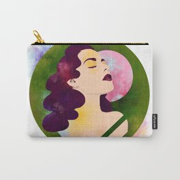 Portrait of the Artist Carry-All Pouch