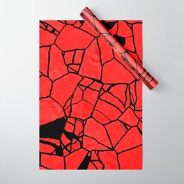 FireCrackle Wrapping Paper