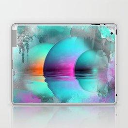 where three suns rise Laptop & iPad Skin