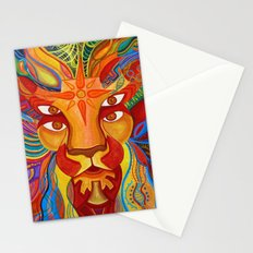 Lion's Visions Stationery Cards