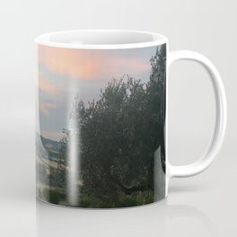 Sunset in Southern Italy Coffee Mug