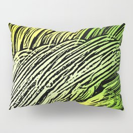 Green Mind Pillow Sham