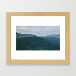 Lensbaby Lake District Framed Art Print