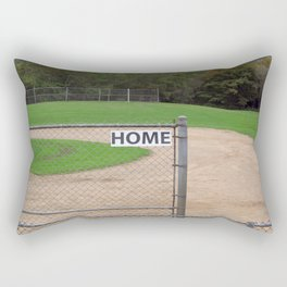 There's No Place Like It Rectangular Pillow