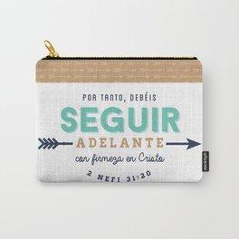 Seguir Adelante {Flechas} Carry-All Pouch