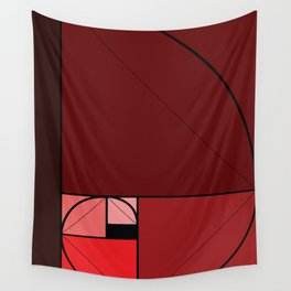 The Golden Ratio Wall Tapestry
