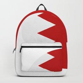 bahrain flag Backpack