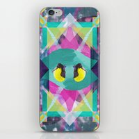 the national iPhone & iPod Skins featuring National Geometric by Jacob Overway