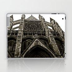 Westminster Abbey Laptop & iPad Skin