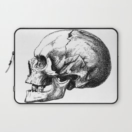 Just One More Skull Laptop Sleeve