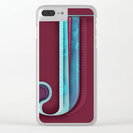 Jazzy J Clear iPhone Case