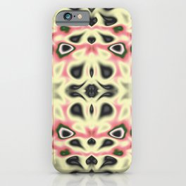 Seeds of life iPhone Case