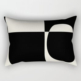 // Reverse 02 Rectangular Pillow